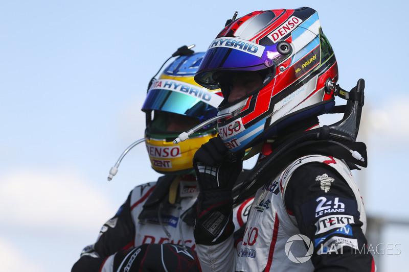 #7 Toyota Gazoo Racing Toyota TS050: Jose Maria Lopez