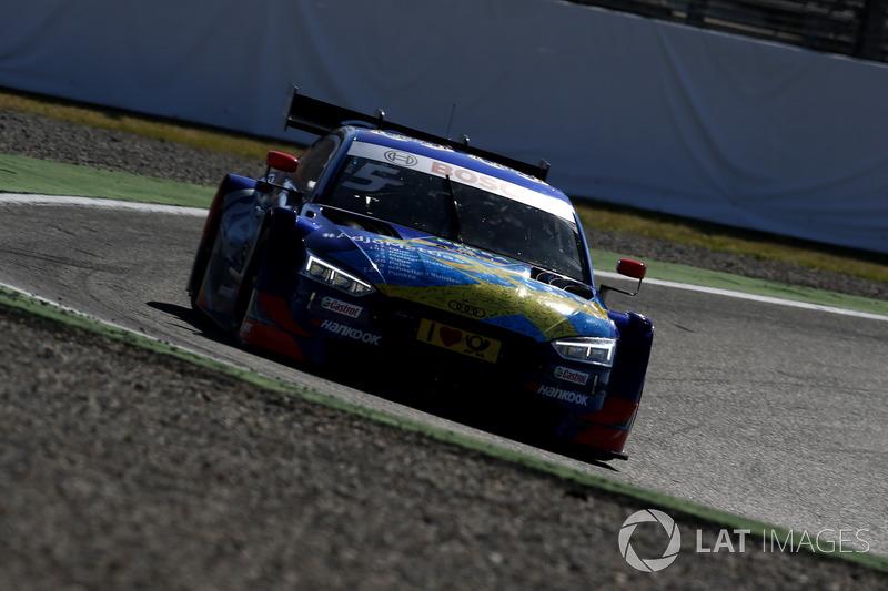 Mattias Ekström, Audi Sport Team Abt Sportsline, Audi RS5 DTM