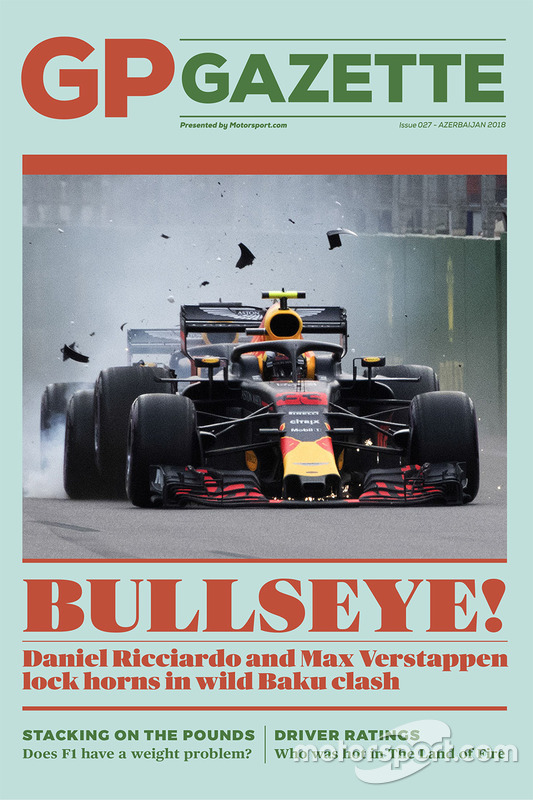 GP Gazette 027 Azerbaijan GP