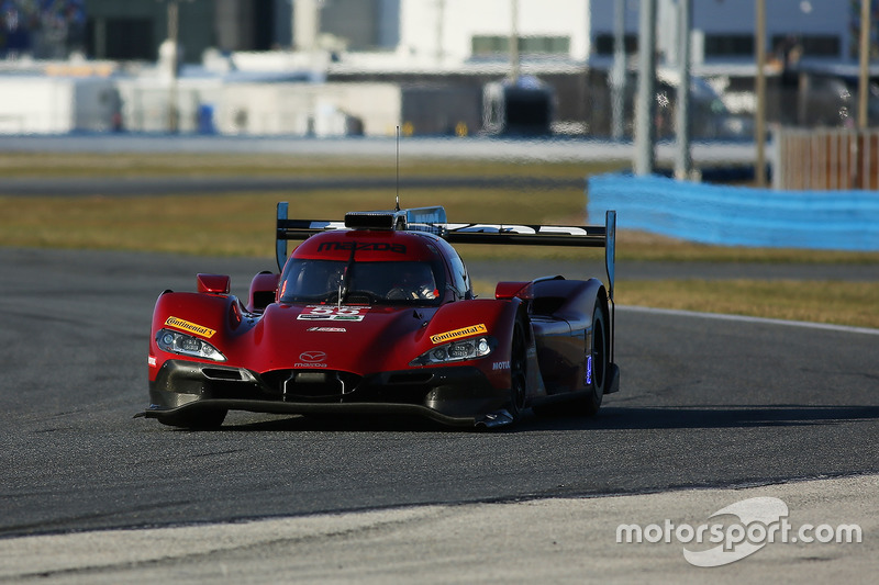 47. #55 Mazda Team Joest Mazda: Spencer Pigot (DPi)