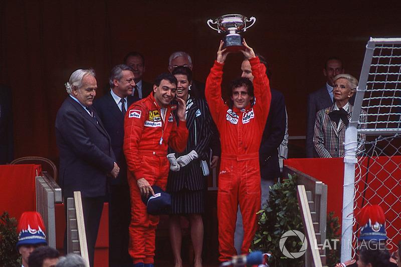 GP de Mónaco 1985