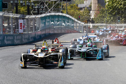 Jean-Eric Vergne, Techeetah voor Nelson Piquet Jr., Jaguar Racing, Andre Lotterer, Techeetah