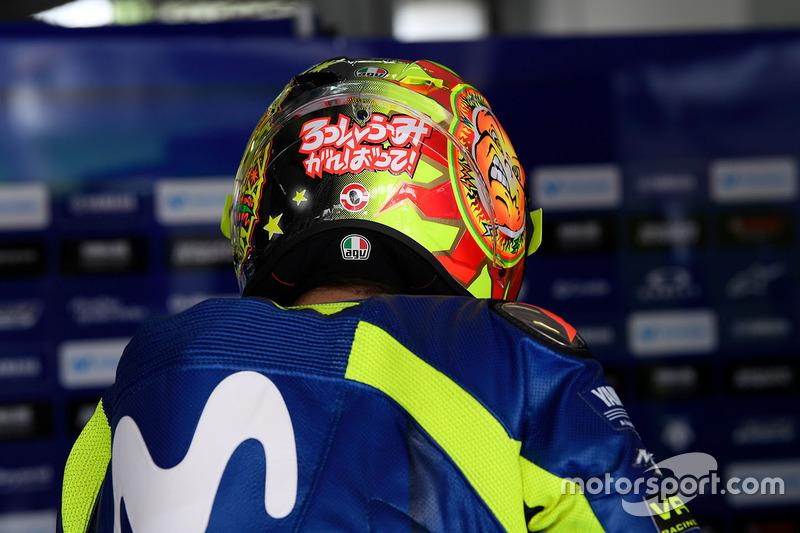 Teste de Sepang - Valentino Rossi