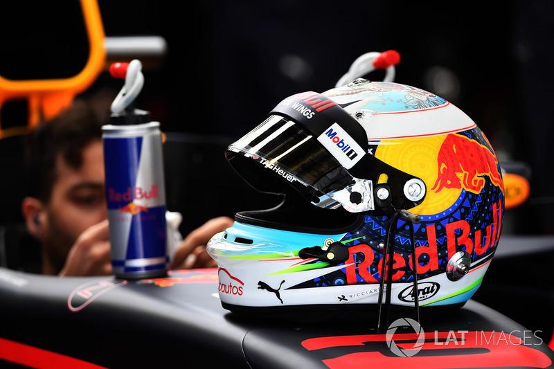 Mexique - Daniel Ricciardo
