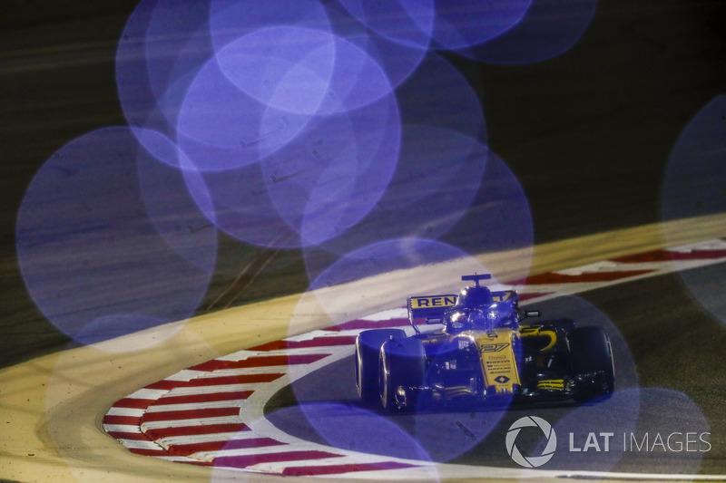 7: Nico Hulkenberg, Renault Sport F1 Team R.S. 18, 1'29.570