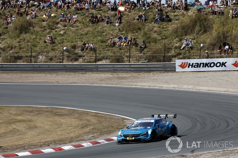 06. Gary Paffett, Mercedes-AMG Team HWA, Mercedes-AMG C63 DTM