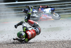 Crutchlow crash