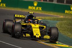Carlos Sainz jr, Renault Sport F1 Team RS18
