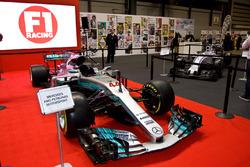 Автомобиль Mercedes F1