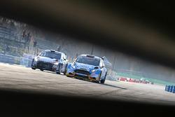 Acción en el Monza Rally Show