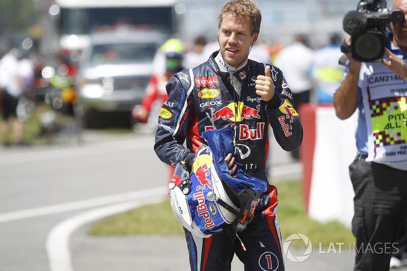 32ª: GP de Canadá 2012