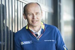 Nicolas Goubert, directeur technique Michelin Motorsport
