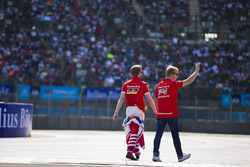 Nick Heidfeld, Mahindra Racing & Felix Rosenqvist, Mahindra Racing