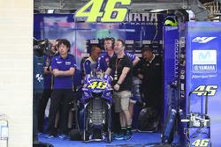 Garage de Valentino Rossi, Yamaha Factory Racing