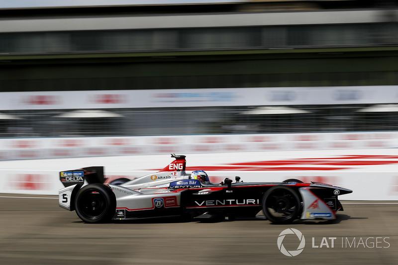 Maro Engel, Venturi Formula E Team