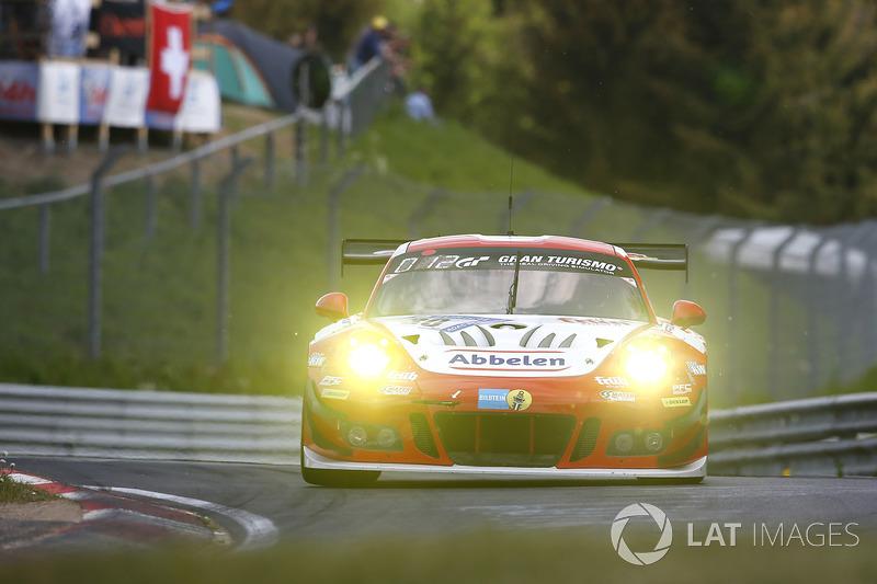 Лэнс Дэвид Арнольд, Александр Мюллер, Вольф Хенцлер, Мэтт Кэмпбелл, Frikadelli Racing Team, Porsche 911 GT3R (№30)