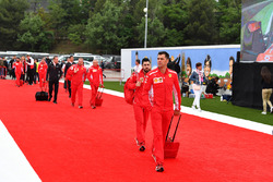 Ferrari personnel
