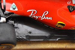 Ferrari SF-71H detail