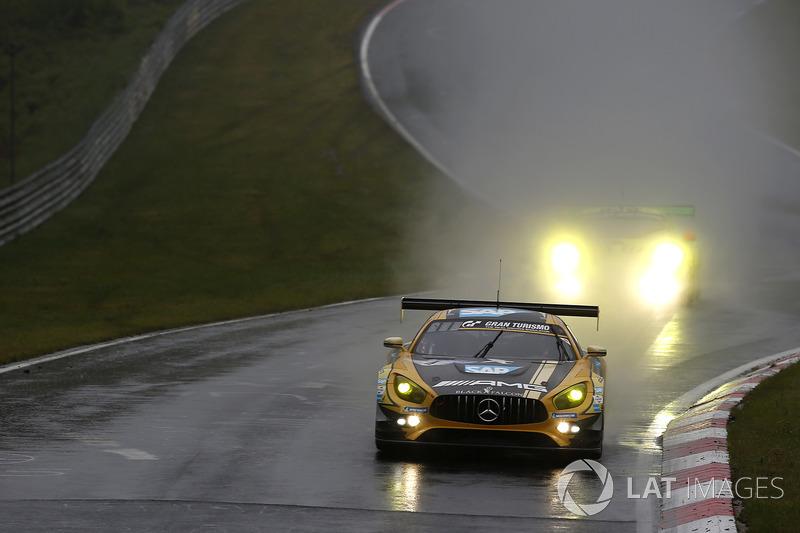 Маро Энгель, Адам Христодулу, Мануэль Мецгер, Дирк Мюллер, Mercedes-AMG Team Black Falcon, Mercedes-AMG GT3 (№4)
