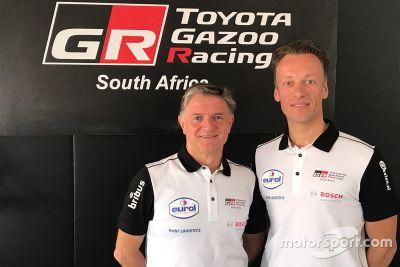 Presentatie Toyota Gazoo Racing South Africa