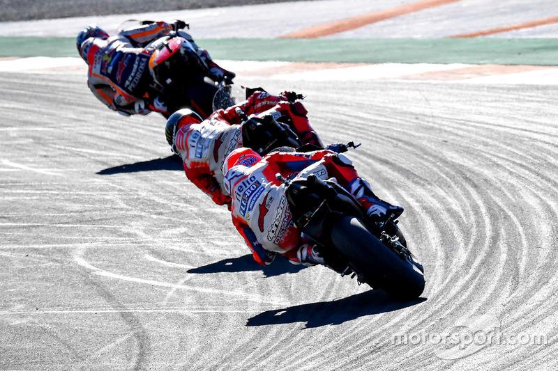 Ducati-Doppel