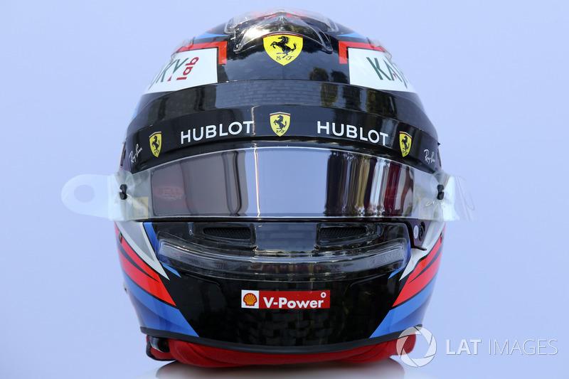 #7: Kimi Räikkönen, Ferrari
