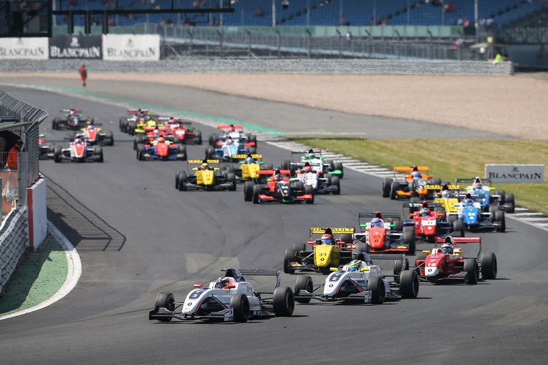 Еврокубок Формулы Renault 2.0, III этап, Сильверстоун