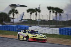 #87 TA2 Chevrolet Camaro, Doug Peterson of HP Tech Motorsports