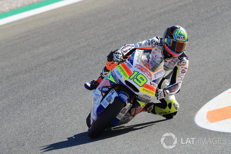 #19 Xavier Simeon (Moto2) - 2009