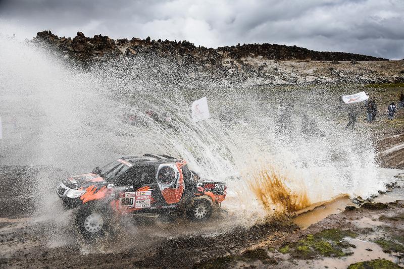 #330 Toyota: Jerome Pelichet, Eugénie Decre
