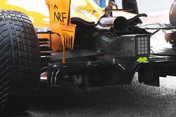 McLaren MCL33 detail rear