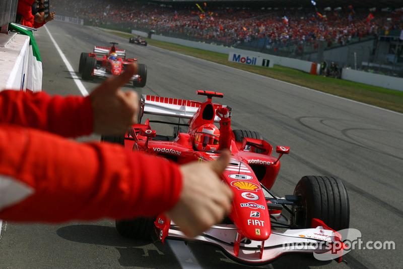 Гран При Германии 2006