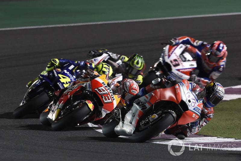 #1 GP de Qatar - Victoria: Andrea Dovizioso