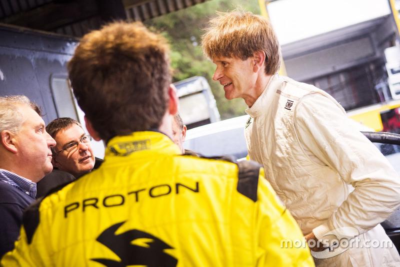 Marcus Gronholm, Proton Iriz R5
