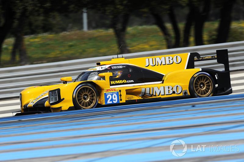 Racing Team Nederland - Dallara P217-Gibson