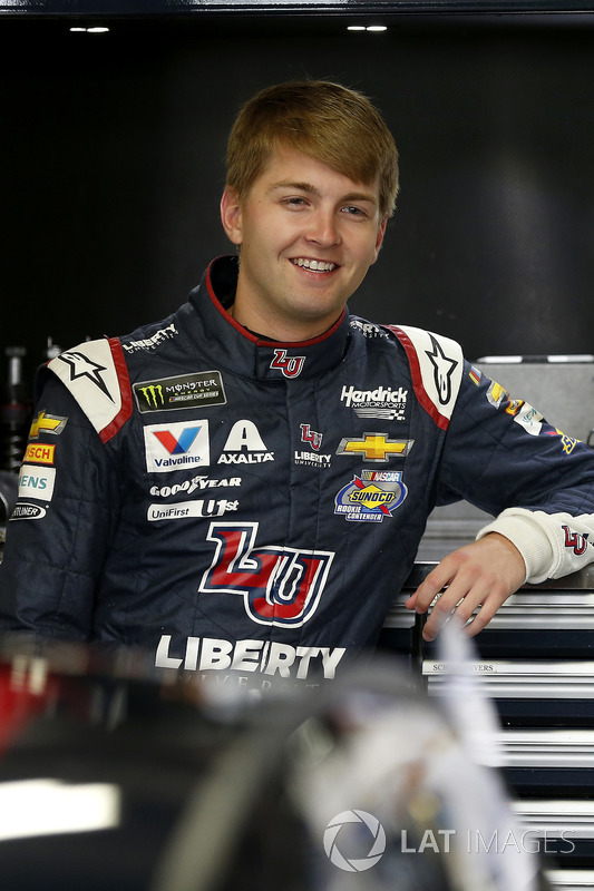 William Byron, Hendrick Motorsports, Chevrolet Camaro Liberty University Jamie McMurray, Chip Ganassi Racing, Chevrolet Camaro McDonald's