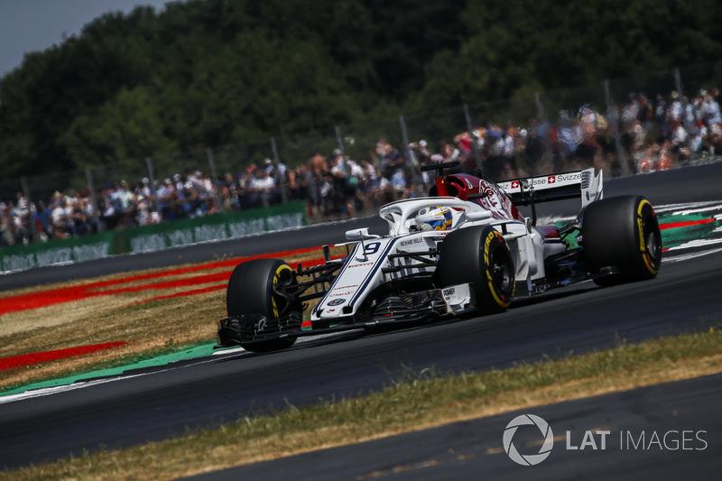 15: Marcus Ericsson, Sauber C37, 1'28.391