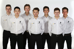 Arthur Rougier, Sun Yue Yang, Christian Lundgaard, Max Fewtrell, Jack Aitken, Victor Martins, Sacha Fenestraz