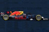 Red Bull RB14 vs. RB13: Vergleich