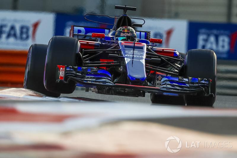 Brendon Hartley, Scuderia Toro Rosso STR12 (2 abandonos)