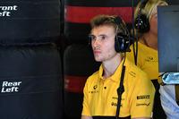 Sergey Sirotkin, Renault Sport F1 Team Test Pilotu
