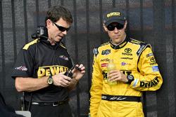 Kevin Radcliff, Matt Kenseth, Joe Gibbs Racing Toyota