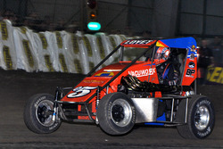 Brad Loyet pulls the front end off the ground