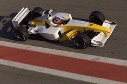 Fernando Alonso, Renault B201