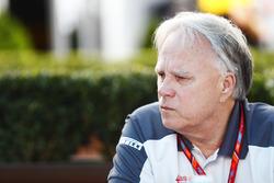 Gene Haas dueño de Haas F1 Team