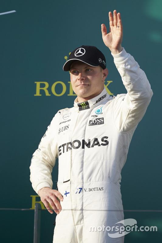 Podium: 3. Valtteri Bottas, Mercedes AMG