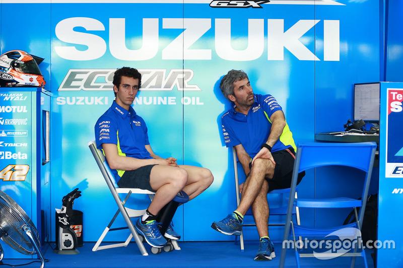 Alex Rins, Team Suzuki MotoGP