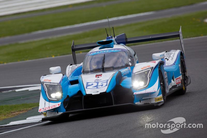 #25 Algarve Pro Racing, Ligier JSP217 - Gibson: Andrea Roda, Matt McMurry, Andrea Pizzitola