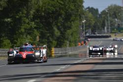 #7 Toyota Gazoo Racing Toyota TS050 Hybrid: Mike Conway, Kamui Kobayashi, Stéphane Sarrazin