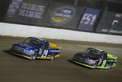 Chase Briscoe, Brad Keselowski Racing Ford and Austin Cindric, Brad Keselowski Racing Ford